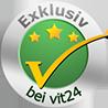 Exclusiv bei vit24 - Unsere exclusive Jahrespolice vit24 Komfort der AXA TI